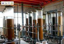 川一水處理專用工業離子交換純水裝置