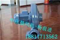 TB-125/2.2kw中压风机