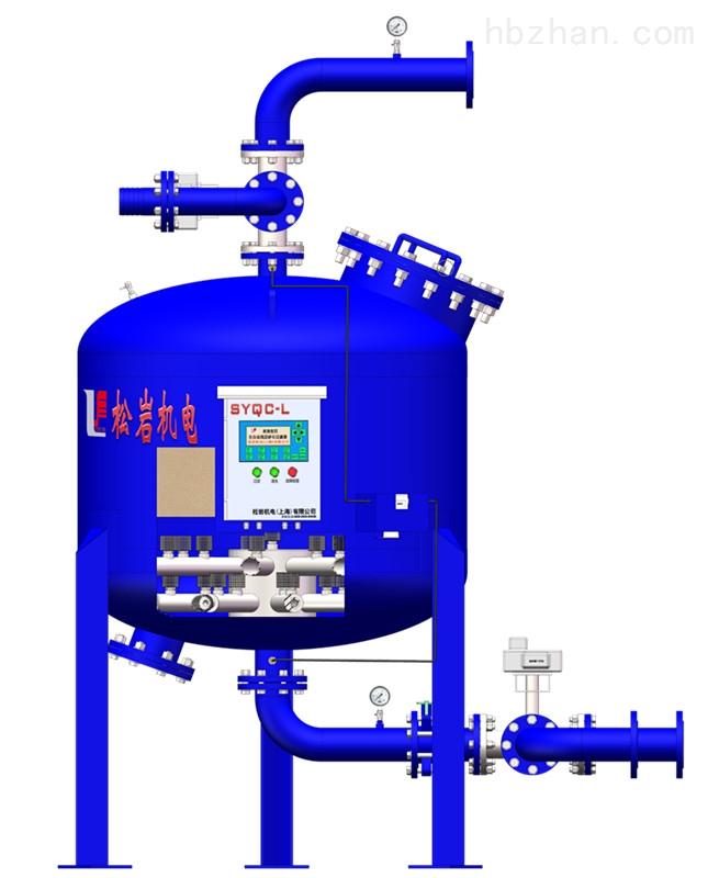 sy自动反冲洗过滤器厂家 过滤器招商 砂虑过滤器 水处理云水依设备330图片