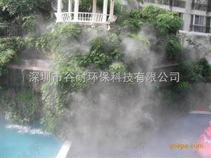 喷雾降尘设备/创造社会效益/经济效益