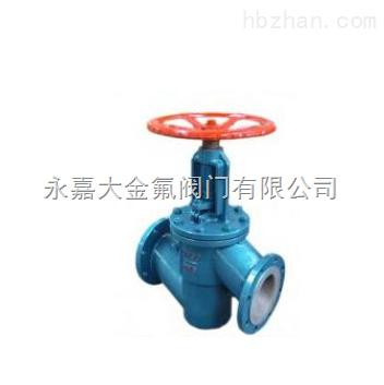 摘要:气动衬氟截止阀基本结构截止阀的介质流向就改由阀瓣上方进入阀