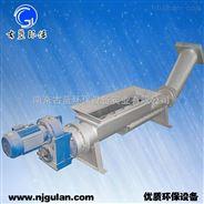 古蓝环保设备螺旋压榨机 压榨机