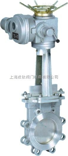 PZ943电动刀型闸阀