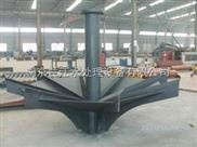 新型倒伞叶轮表面曝气机