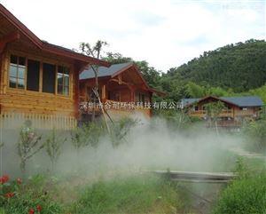 河北园林人造景工程造雾设备产品要闻