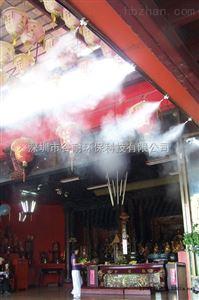 广场降温-商业广场喷雾降温系统