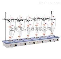 英國Electrothermal 6孔多位(提取)電加熱套EMEA61000/CE(帶攪拌功能)