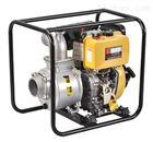 伊藤动力3寸小型柴油自吸泵YT30DP清水泵抽水泵