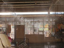 家禽市场消毒工程