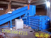 江阴半自动废纸打包机,液压废纸打包机