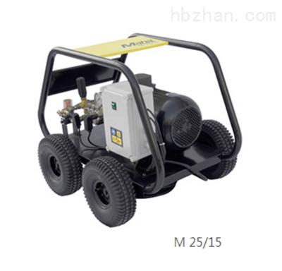 M 25/15贵州黔西县水泥厂马哈高压清洗机