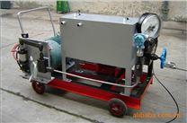 超高壓電動試壓泵