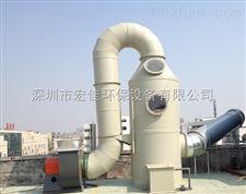 鑄件廠PP廢氣凈化處理洗滌塔