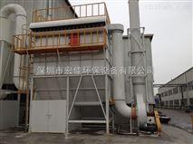 木器厂中央滤筒除尘器