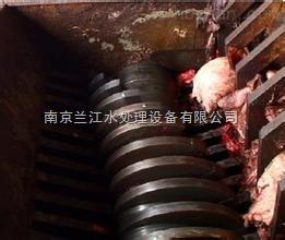 死猪双轴绞碎机----破碎机
