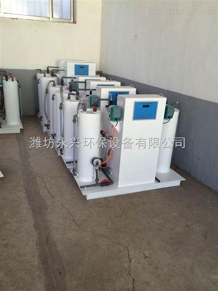 供应广西南宁二氧化氯发生器,专业生产污水消毒设备,货到付款