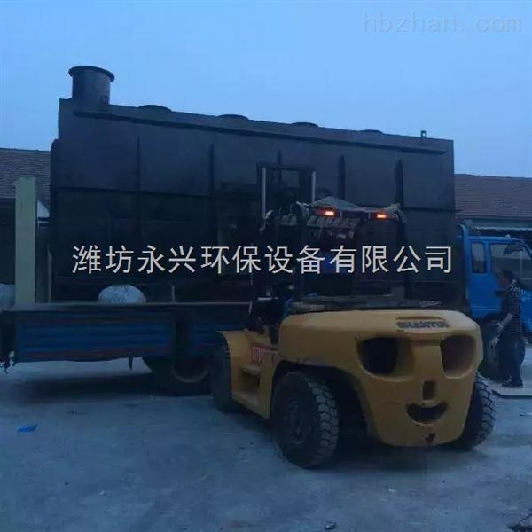 热销!厂家供应 云南昆明碳钢防腐 地埋式一体化污水处理设备,厂家直销