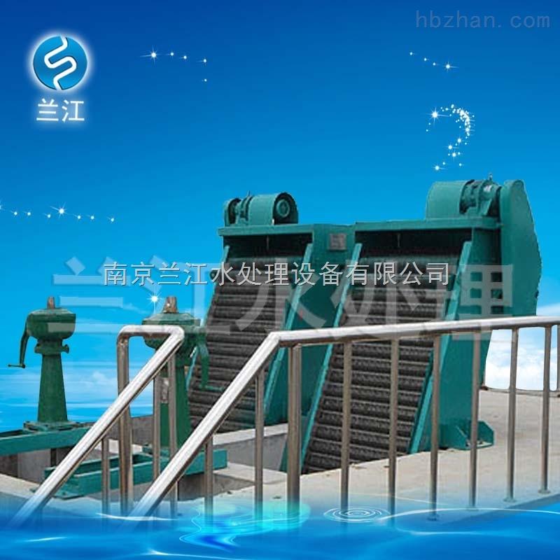 回转式机械污水格栅清污机