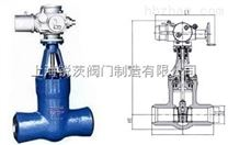 電動焊接閘閥Z961Y,220V電壓