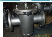 不锈钢蓝式过滤器 SBL-16P-DN100