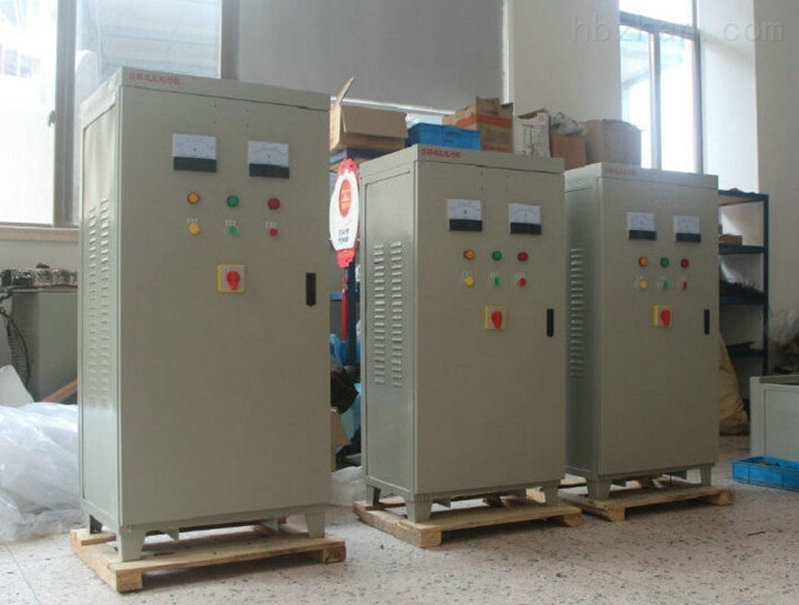 115kw 制砂机专用自耦减压启动柜,降压起动柜