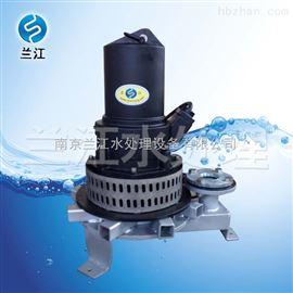 潜水推流曝气机选型原则、依据和具体操作方式