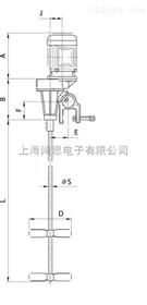 C-200上海闊思現貨促銷品牌愛米克斯C-200系列酸堿中和便攜實用型電動攪拌機