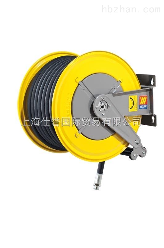 高压输油卷管器