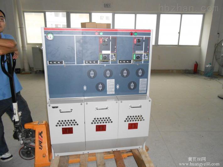 瓦斯继电器在高压柜接线图
