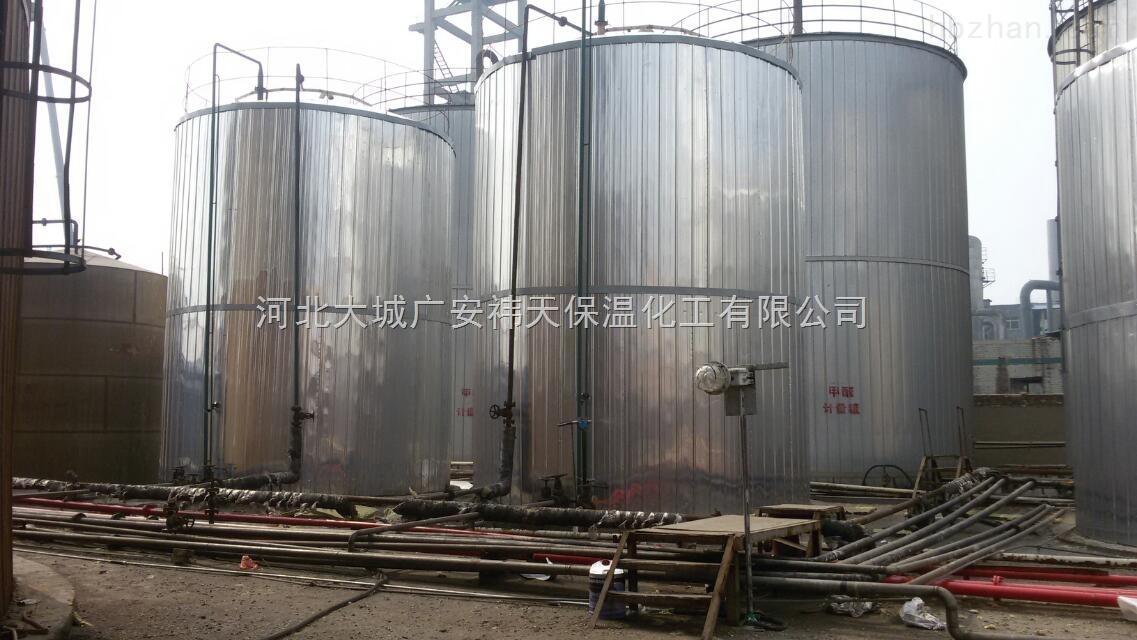 镀锌板白铁皮保温/铁皮保温施工队