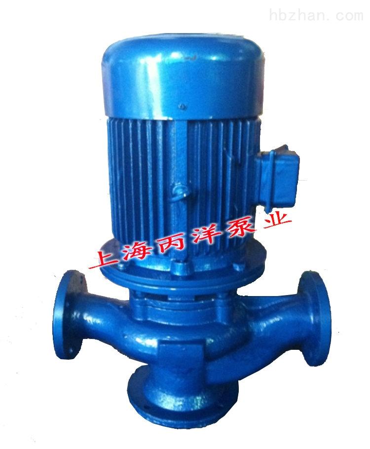 GW上海无堵塞式管道离心泵