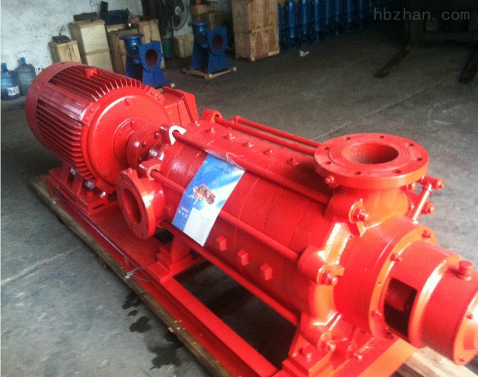 多级增压消火栓喷淋泵