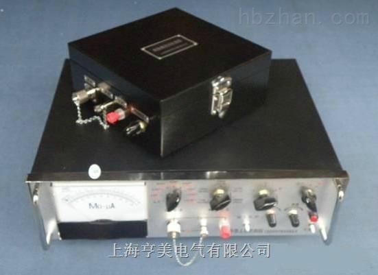 ZC36高阻计/高绝缘电阻测试仪/电极箱/高阻仪/ZC36型电阻测试仪