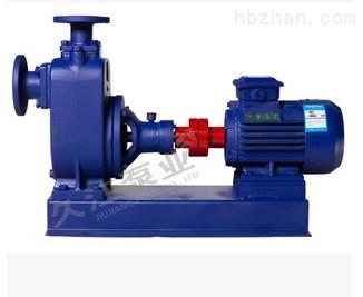 ZX型 自吸清水泵