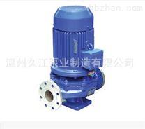 IHG不鏽鋼立式管道泵(化工泵)