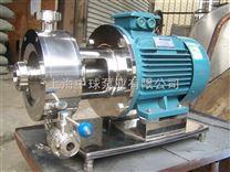 管線式高剪切均質乳化泵