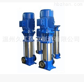 GDL型 立式多级管道离心泵