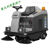 驾驶汽油式扫地机