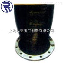 XH81 XH41 XH81A XH41A型排汙橡膠止回閥