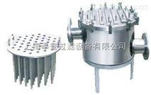 不锈钢强磁除铁篮式过滤器