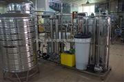 JH—250L/HRO系统食品工业用反渗透设备