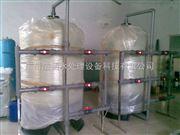 JH-1~10T/H河水处理用除铁锰设备