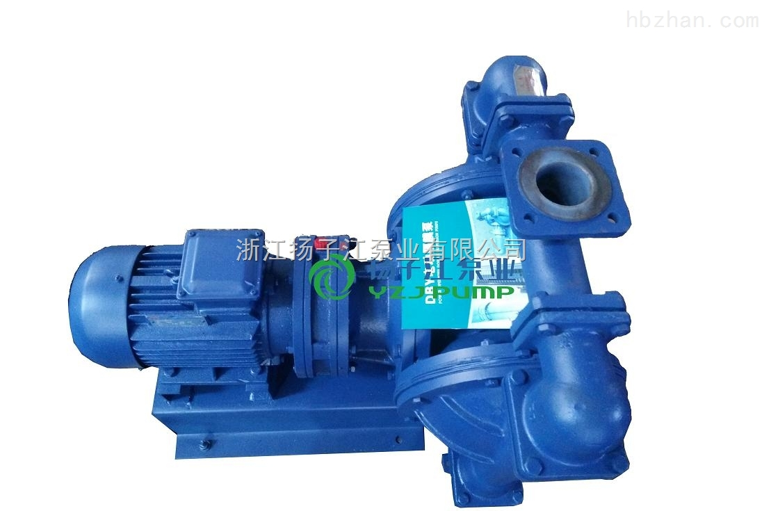 DBY304不锈钢电动隔膜泵