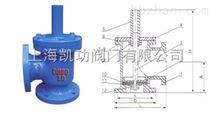 SSDF型水上式底阀-法兰式SSDF型水上式底阀