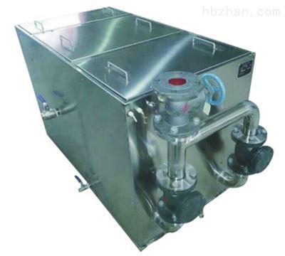 HBGY-8-1.1厨房油水分离器报价