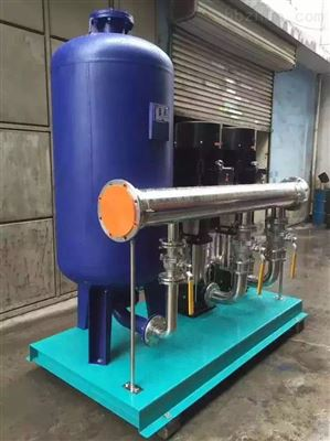 恒压变频供水设备型号