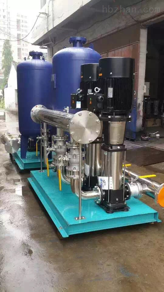 罐式无负压供水设备