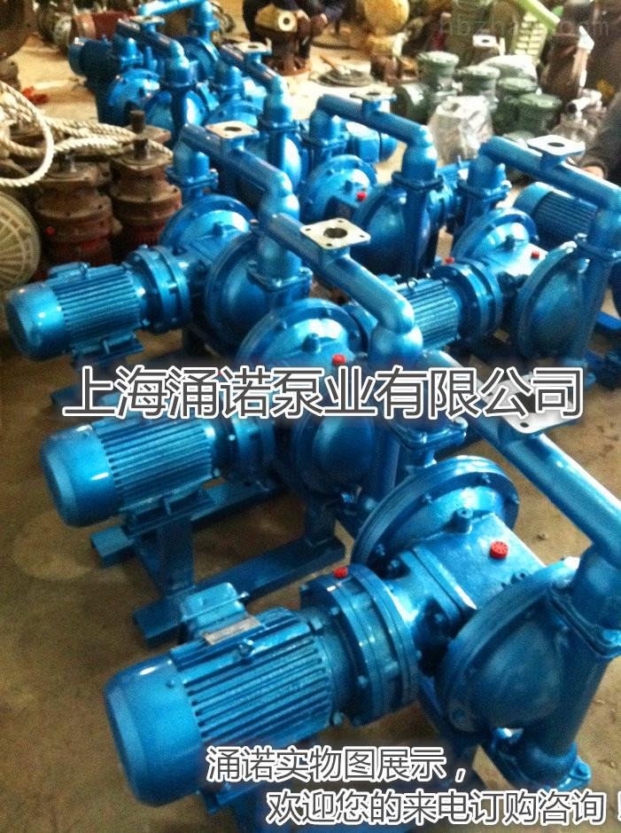 d型电动隔膜泵_电动隔膜泵结构图