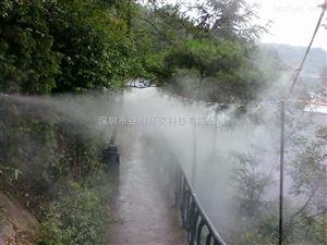 湖南景区人造雾设备