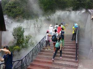 西湖景区人造雾方案